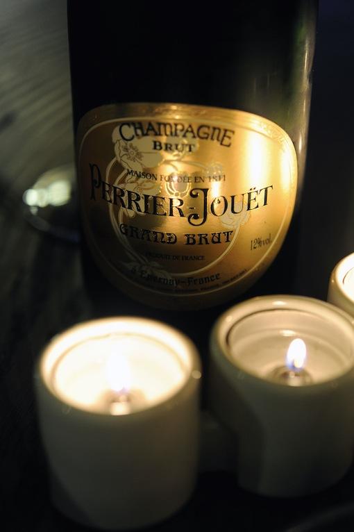 … Aime se composer un menu de Noël aux 3 caviars