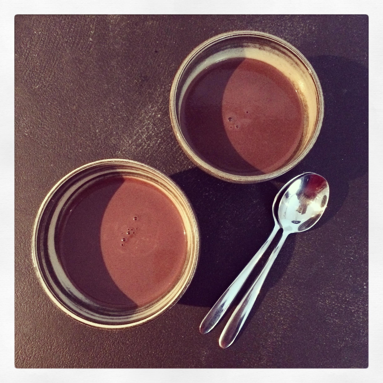 Sauce boudin noir cacao 1
