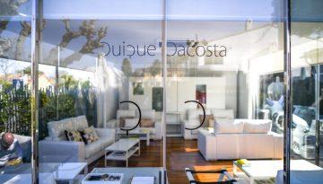 … Aime Quique Dacosta et son restaurant – et le temps accordé à nous et à la cuisine