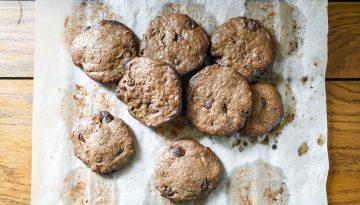 ... Aime les cookies au bon goût de Nutella(c) sans Nutella(c) ! - Petit geste #18 : moins d'animal dans ma cuisine