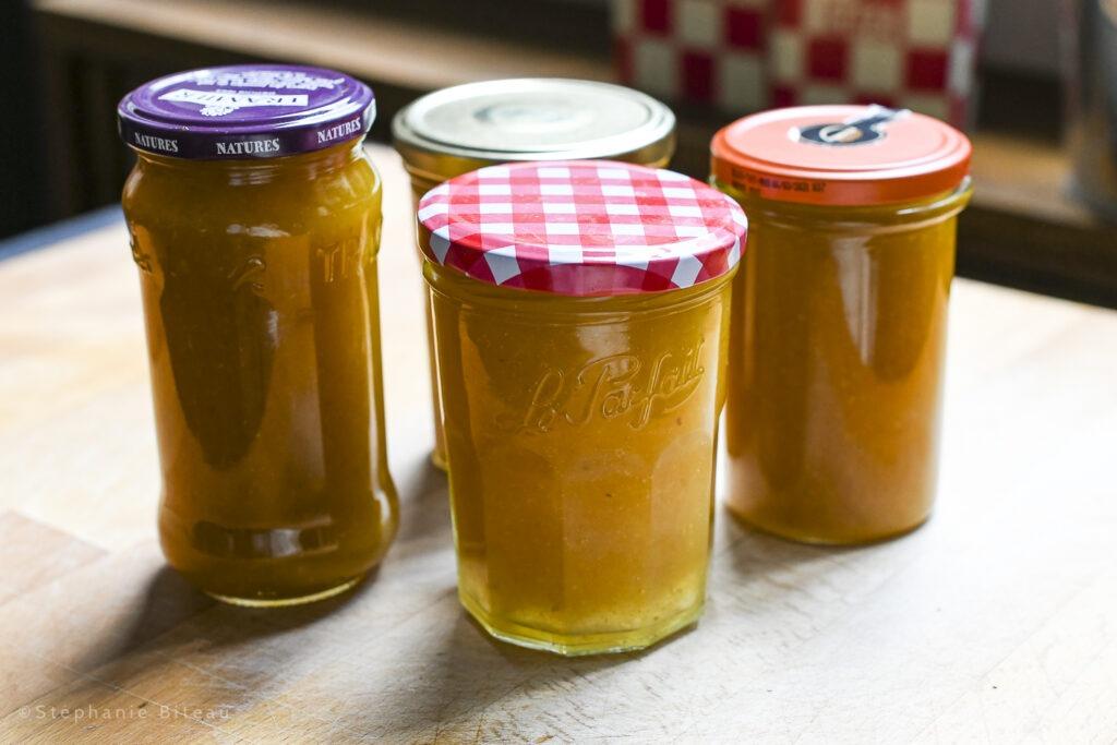 … aime l'inertie en cuisine et surtout à la cocotte-minute – Petit geste #17 suite et gelée au melon
