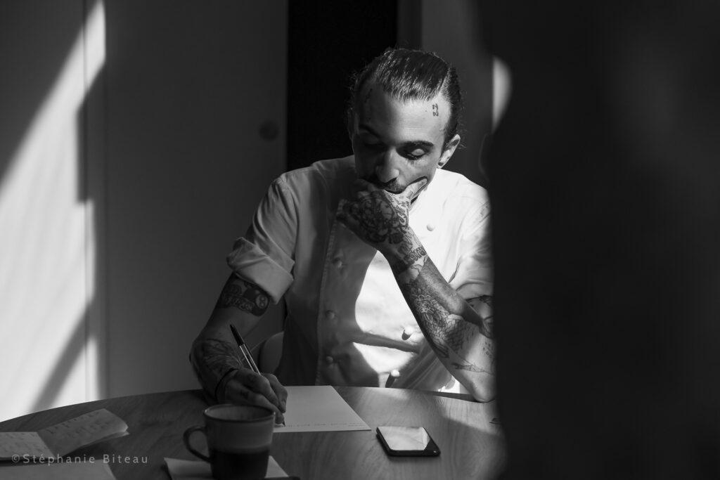 … aime faire des rencontres qui lui prouvent qu'elle a tort – Ne/So & Ne/So 2 – Guillaume Sanchez