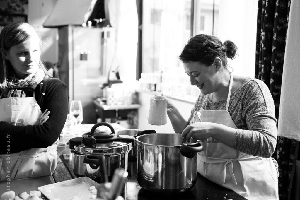… Aime passer à la radio – La cuisine du confiné / On va déguster / France Inter