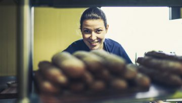 ... Aime les p'tits bouts d'bonne femme - Claire Arthaud, pâtissière à suivre