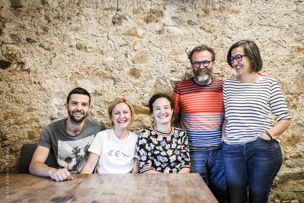 … Aime la famille Bellanger, une famille qui vous veut du bien, et une guinguette à découvrir sur les bords de Loire
