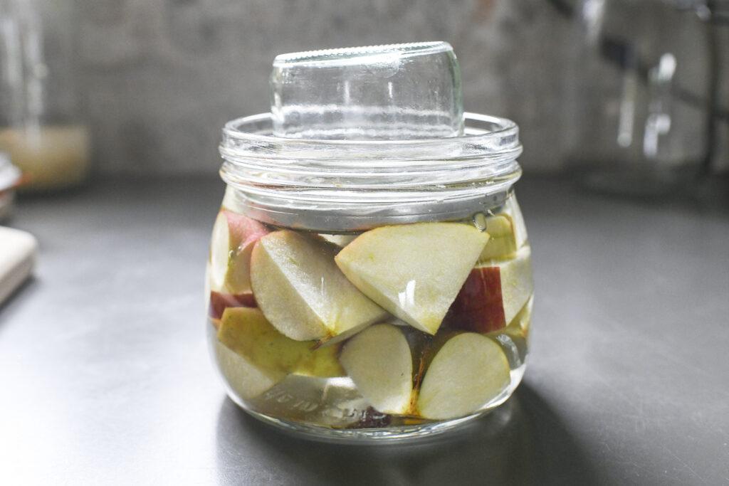 … Aime le pain sans gluten et révéler le secret du boulanger : eau de pomme fermentée